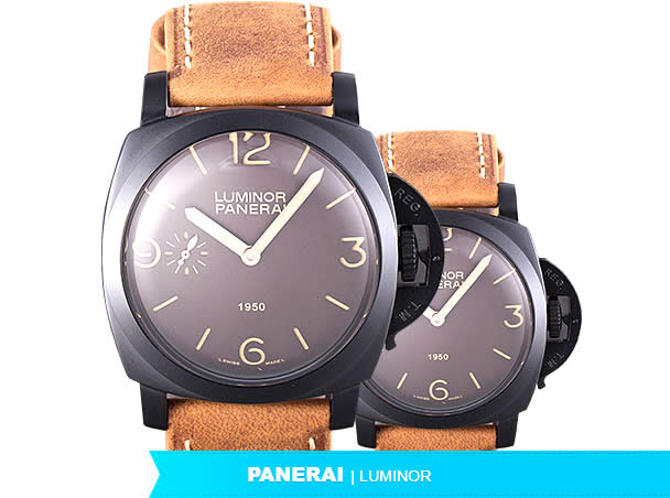 Panerai Replica 1950 Luminor ETA
